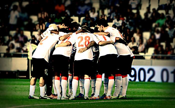 Valencia CF przed meczem